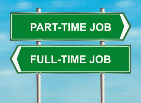 Spend few hours and earn good income with part time jobs.