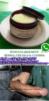 PENIS ENLARGEMENT HERBAL CREAM (THICPEN, 4 in 1 COMBO)…+27836909573